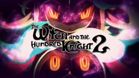 Jaquette de The Witch and the Hundred Knight 2 cale sa sortie en vidéo