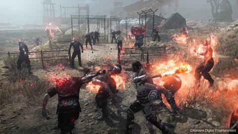 Jaquette de Metal Gear Survive dévoile un trailer pour son mode co-op