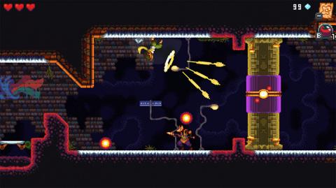Dandara : Une date de sortie pour la version Switch