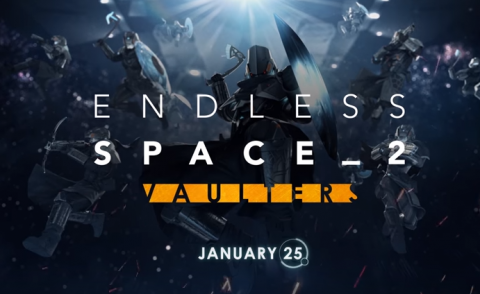 Jaquette de Endless Space 2 : The Vaulters se dévoile