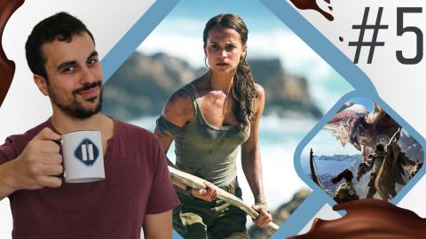 Pause Cafay #5 : Lara deux fois, week-end beta et la belle Columbia
