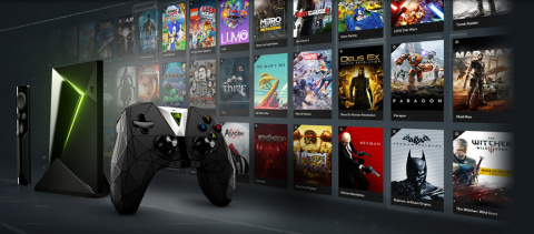 Cloud Gaming : le service GeForce Now arrive sur Shield TV