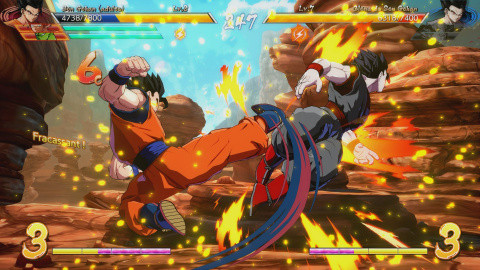 Dragon Ball FighterZ : le bijou tant attendu