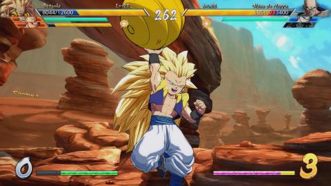 Dragon Ball FighterZ : la bêta ouverte pour le 10 août