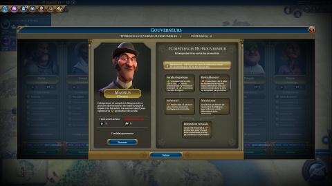 Civilization VI : Rise and Fall, une histoire d'âge d'or et de loyauté