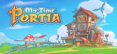 My Time At Portia sur PS4