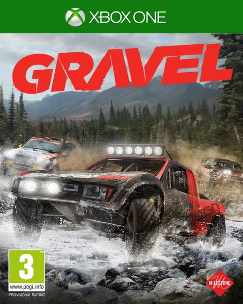 """Résultat de recherche d'images pour """"gravel xbox one cover"""""""