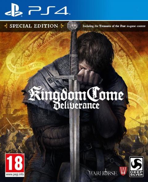 Kingdom Come : Deliverance sur PS4