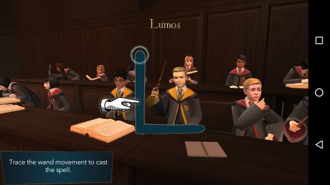 Le trailer du jeu mobile Hogwarts Mystery enfin dévoilé — Harry Potter
