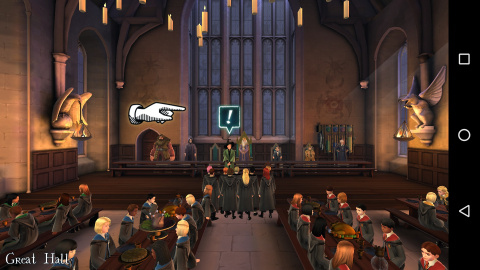 Hogwarts Mystery (iOS, Android) — Harry Potter