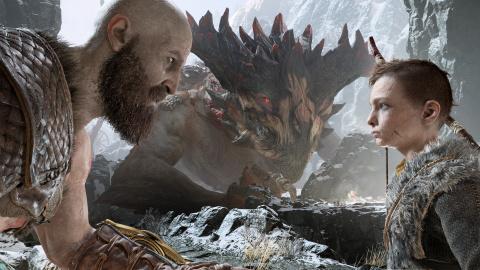 PS5 : Le patch next-gen de God of War arrive demain