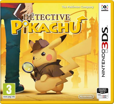 Détective Pikachu sur 3DS