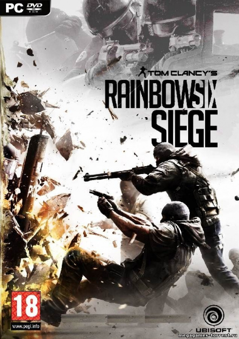 Tom Clancy's Rainbow Six Siege sur PC