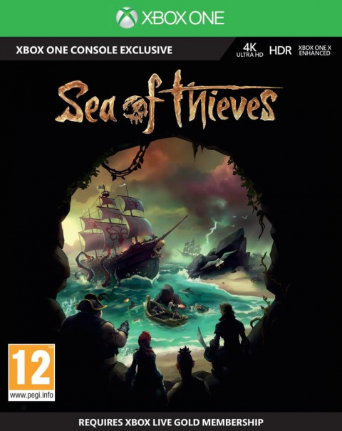 Sea of Thieves sur ONE
