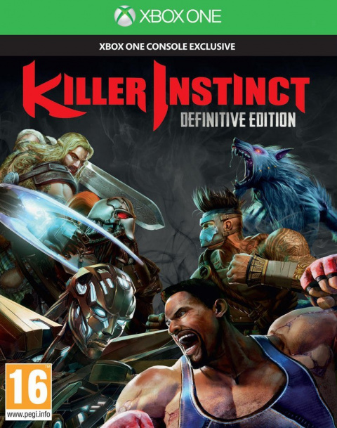 Killer Instinct Definitive Edition sur ONE