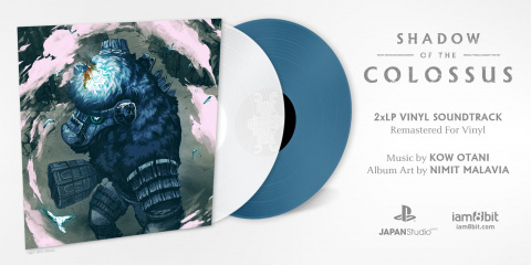 Shadow of The Colossus : La bande-originale débarque en vinyle