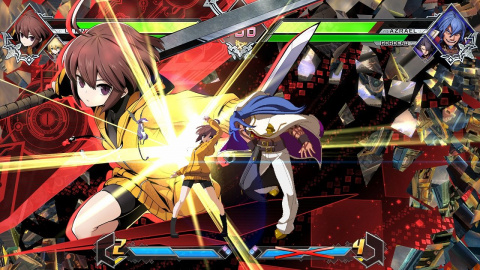 BlazBlue Cross Tag Battle : Une mise à jour majeure en mai