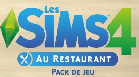 Les Sims 4 : Au Restaurant sur ONE