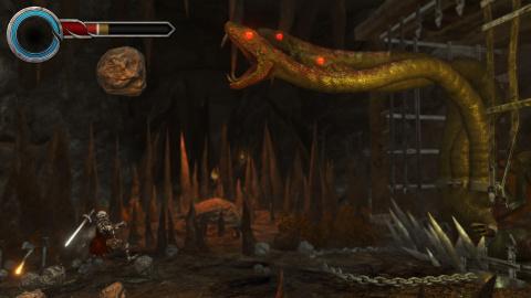 Castle of Heart : Un jeu de plateforme en préparation sur Switch