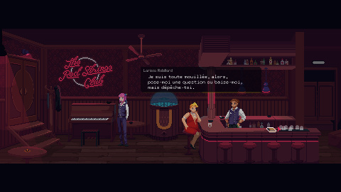 The Red Strings Club arrive sur Switch la semaine prochaine