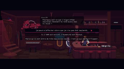 The Red Strings Club : Un cocktail intéressant aux vertus désinhibitrices