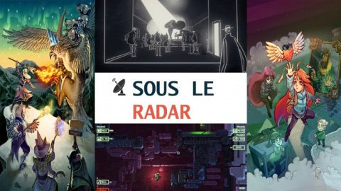 Sous le radar #2 : Nine Parchments, Celeste, My Time at Portia...