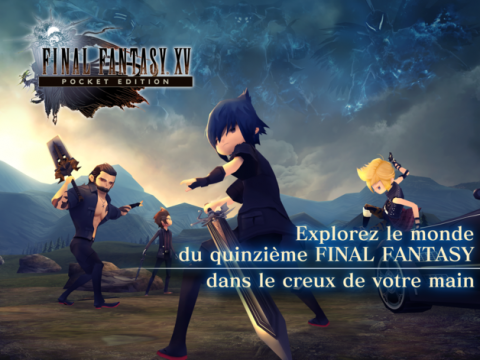 Final Fantasy XV Pocket Edition daté sur iOS et Android