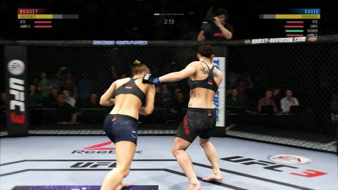 EA Sports UFC 3 : Une énième victoire par KO