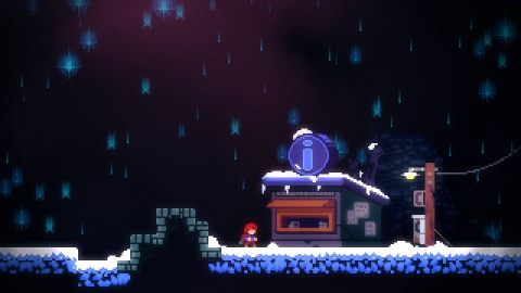 Celeste est offert sur l'Epic Games Store
