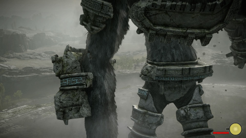 Troisième colosse : Gaius (secteur E2)