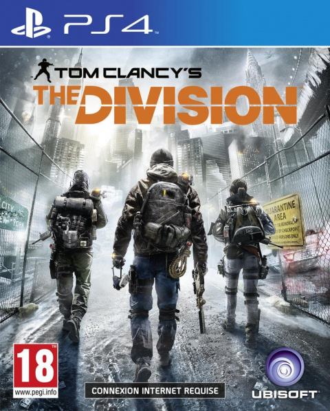 Tom Clancy's The Division sur PS4