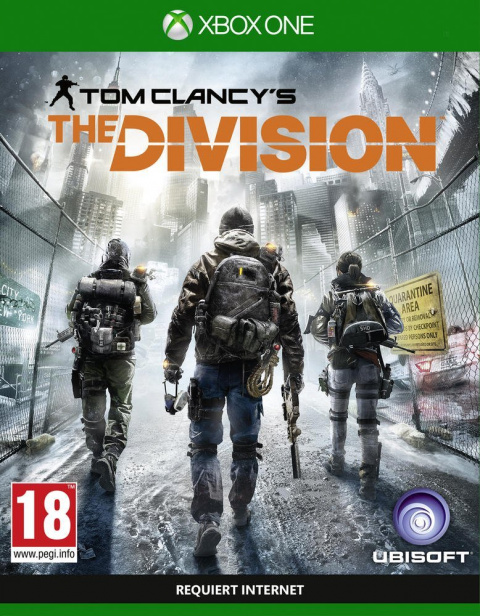 Tom Clancy's The Division sur ONE