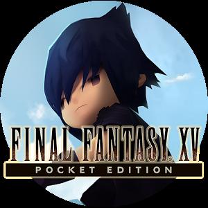 Final Fantasy XV Pocket Edition sur iOS