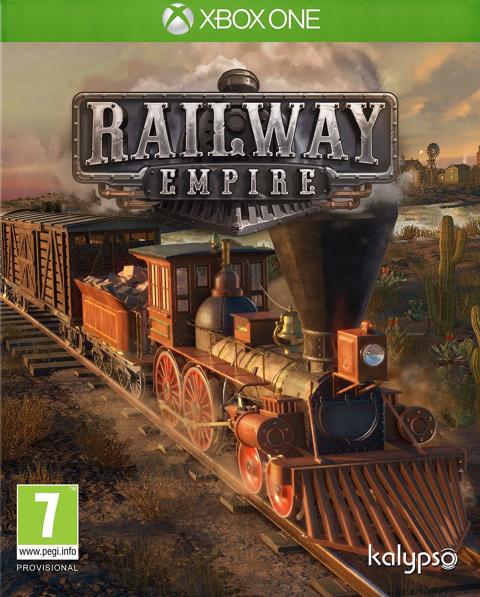 Railway Empire sur ONE