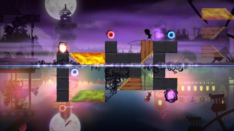 Samsara, le jeu de réflexion multidimensionnelle arrive bientôt
