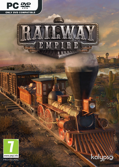 Railway Empire sur PC