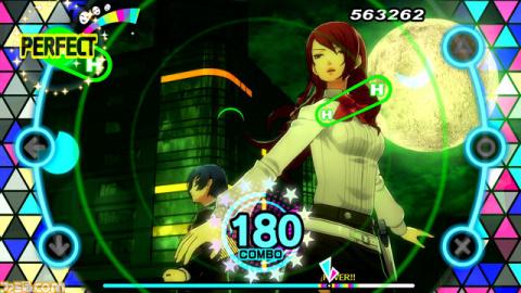 Persona 3 et Persona 5 Dancing : Morgana, Yusuke et Mitsuru enflamment la piste