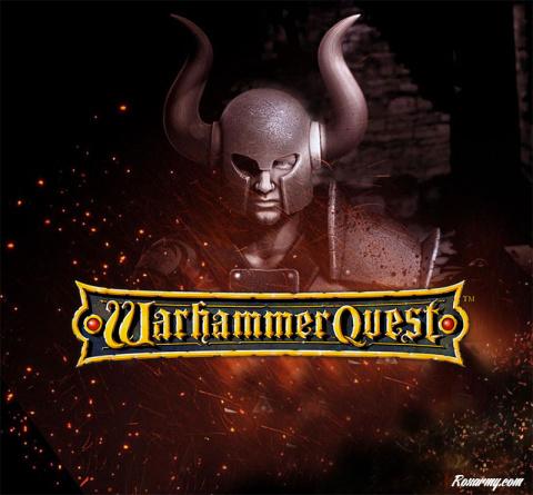 Warhammer Quest sur Mac