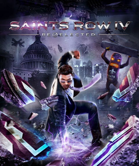 Saints Row : Re-Elected