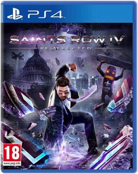 Saints Row : Re-Elected sur PS4