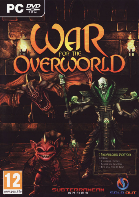 War For The Overworld sur PC