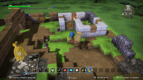 Dragon Quest Builders : Le retour du A-RPG de construction