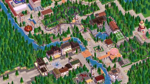 Parkitect : le theme park sim sortira d'accès anticipé le 29 novembre