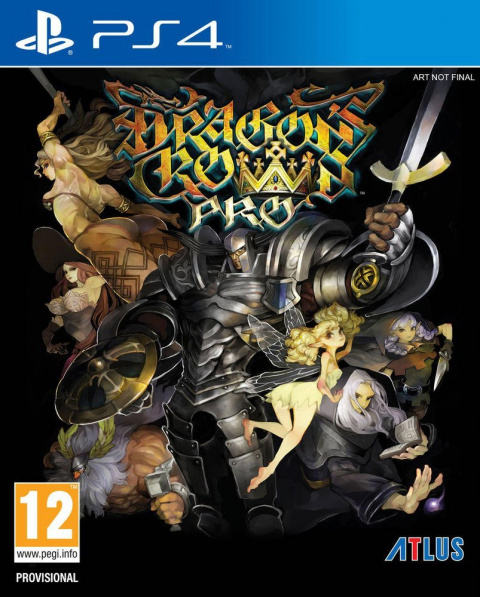 Dragon's Crown Pro sur PS4