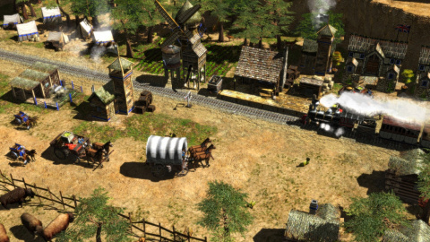 Age Of Empires III : Definitive Edition se laissera bientôt approcher en bêta fermée