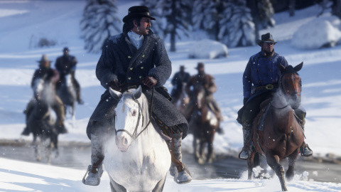 Red Dead Redemption II : Trusted Reviews donne 1 million de livres sterling à des associations pour s'excuser d'un leak