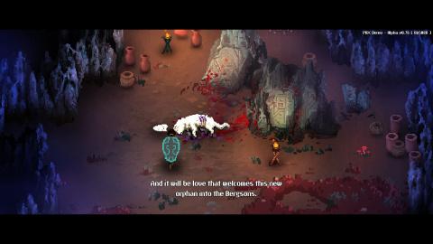 À surveiller : Children of Morta, un splendide pixel art pour un hack'n slash coop exigeant