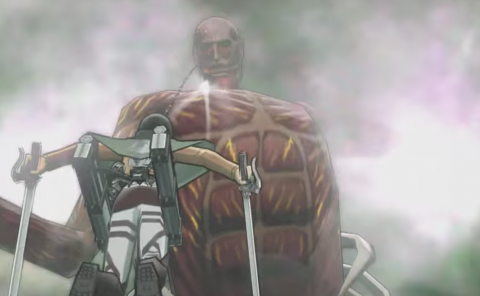 L'Attaque des Titans 2 : L'intégration de l'avatar dans l'univers de l'animé