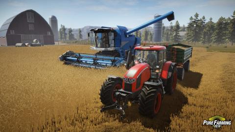 Pure Farming 2018 : Le commencement d'une affaire