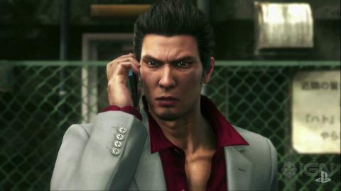 Yakuza 6 : The Song of Life - Découvrez les 25 premières minutes du jeu